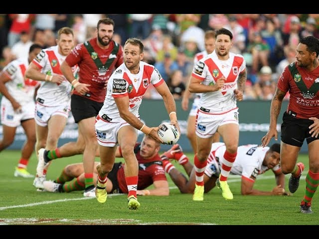 NRL Charity Shield 2018: Rabbitohs vs Dragons Highlights