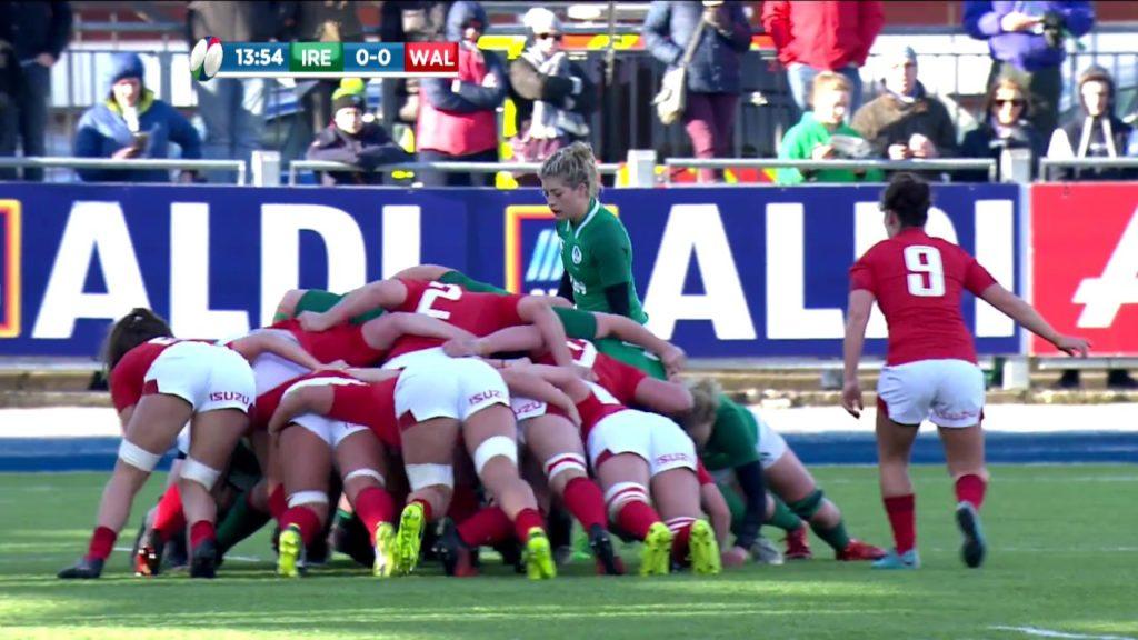 WATCH Ireland Women v Wales Women | Women's Six Nations