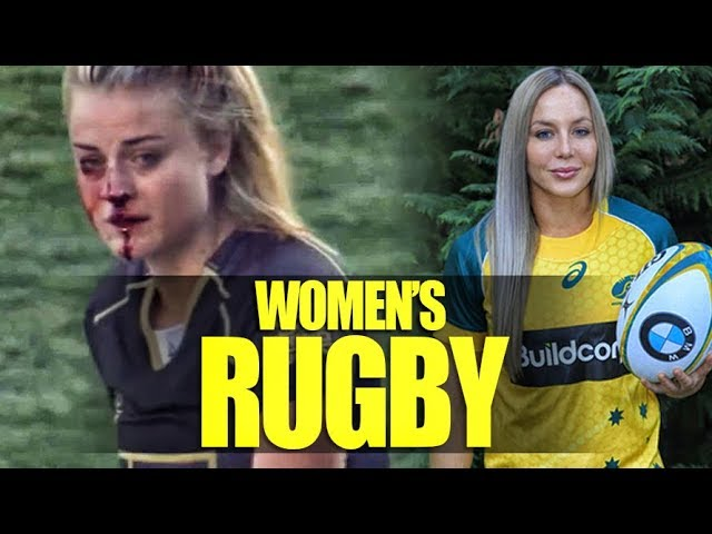 Beauty of Women's Rugby | Emotional & Beautiful Moments
