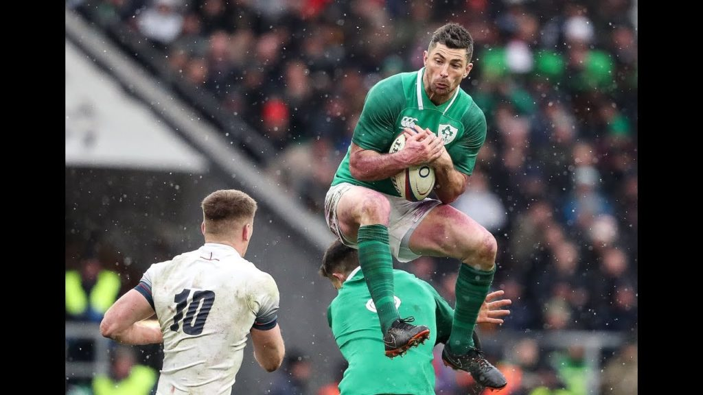 Faits saillants du match: Angleterre v Irlande