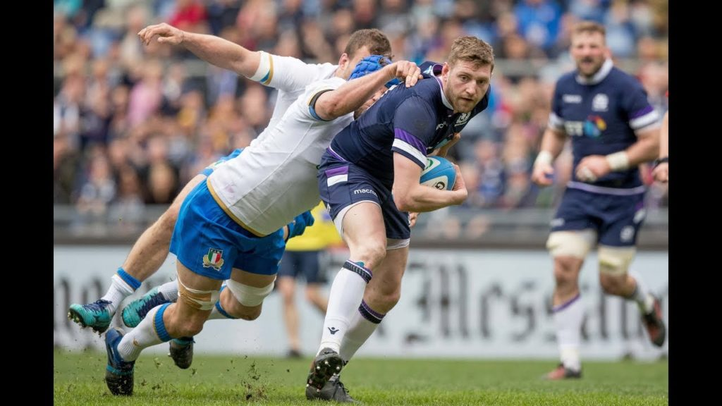 Faits saillants du match: Italie v Ecosse