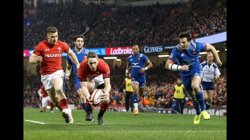 Highlights ufficiali della partita – ampia sintesi: Galles v Francia