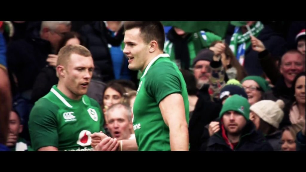 Montage: Jacob Stockdale's best moments| NatWest 6 Nations