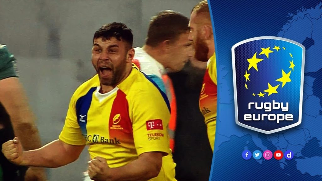 Romania beat Russia to keep Rugby World Cup dream alive!