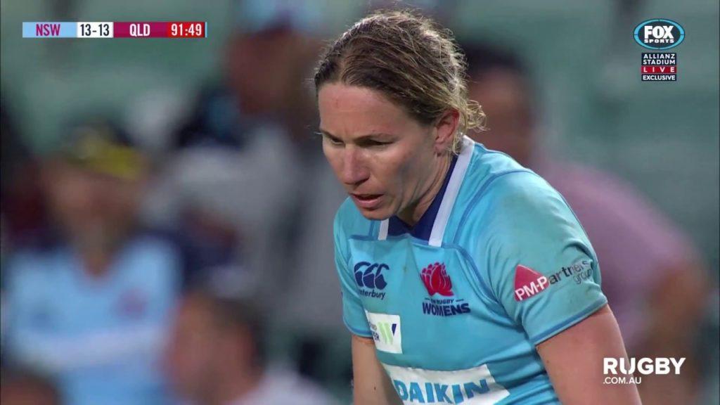 2018 Super W Final: NSW vs Queensland