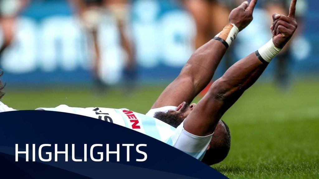 ASM Clermont Auvergne v Racing 92 (QF4) – Highlights – 01.04.2018