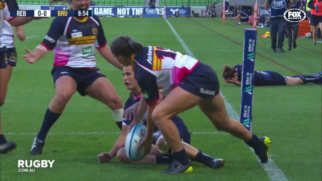 Brumbies out to finish off Super W in style