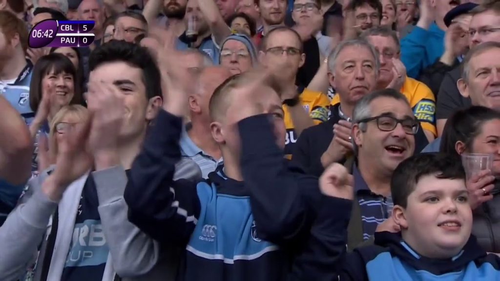 Cardiff Blues vs Pau – European Challenge Cup Semi Final – 21st of April 2017