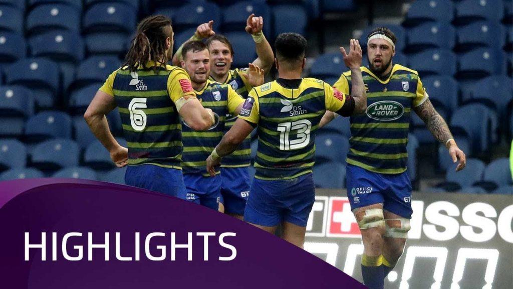 Edinburgh Rugby v Cardiff Blues (QF2) – Highlights – 31.03.2018