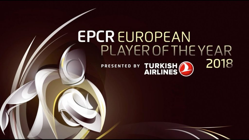 EPCR European Player of the Year 2018 – Final Five