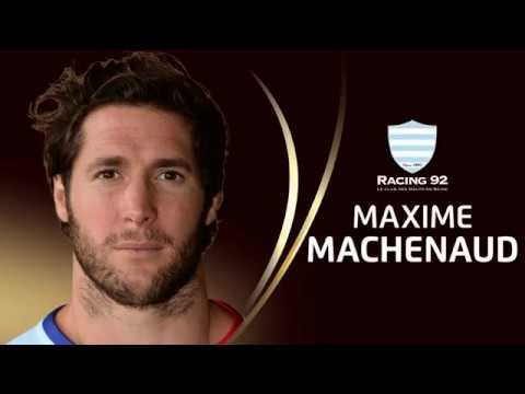 EPCR European Rugby Player of the Year 2018 – Maxime Machenaud