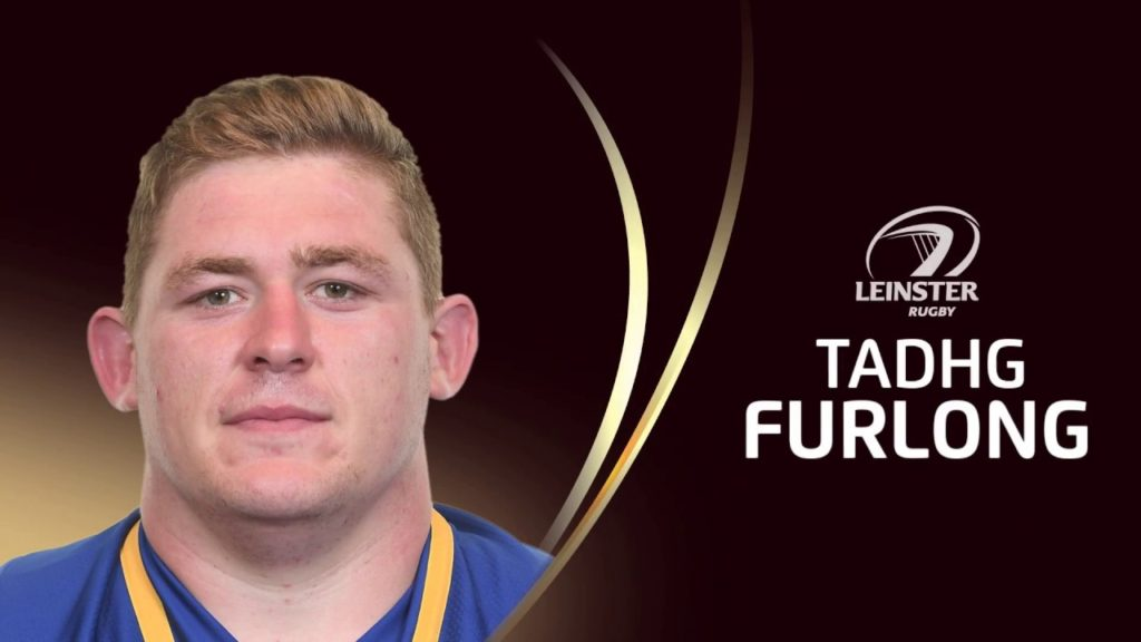 EPCR European Rugby Player of the Year 2018 – Tadhg Furlong