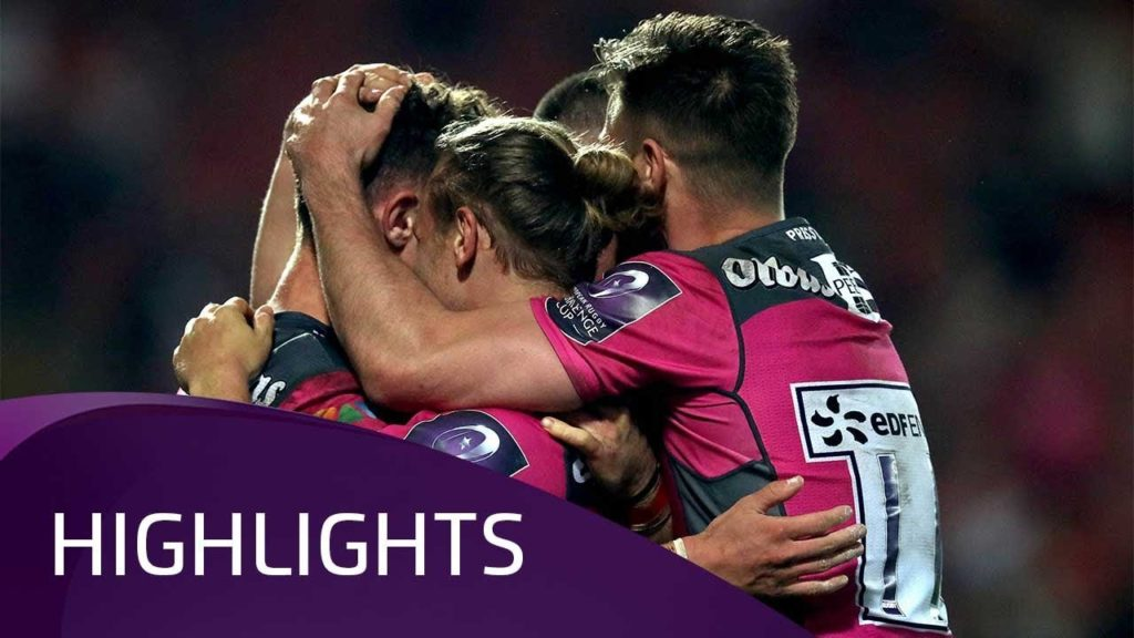 Gloucester Rugby v Newcastle Falcons (SF) – Highlights – 20.04.2018
