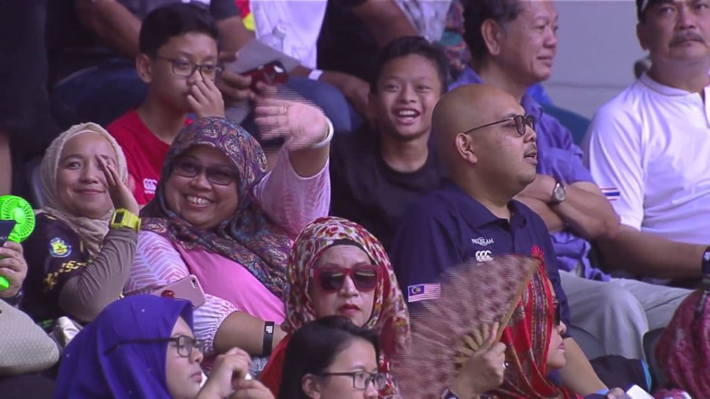 Malaysia V Korea #ARC2018 Week 1    highlights
