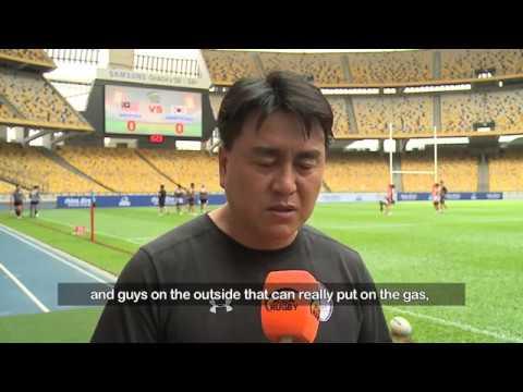Malaysia vs Korea (Preview Korea ) #ARC2018 Week 1