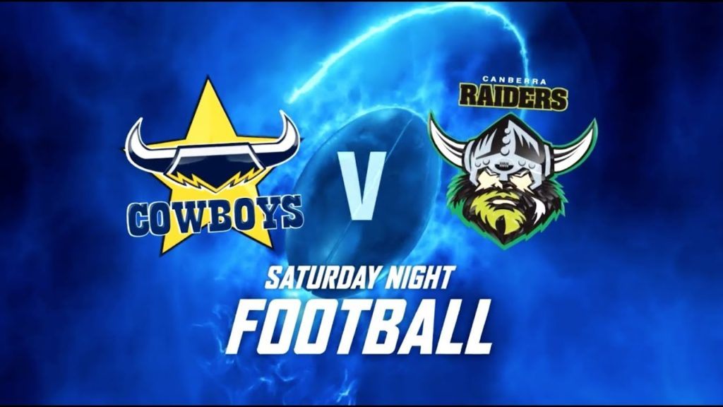 NRL 2018 Round 8 Highlights: Raiders Vs Cowboys