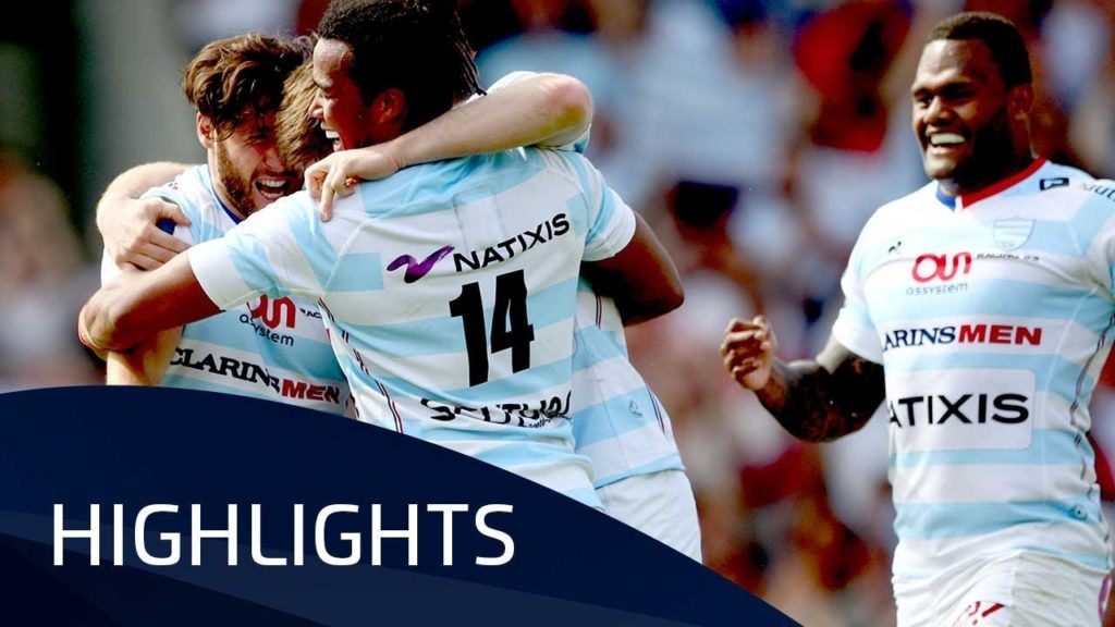 Racing 92 v Munster Rugby (SF) – Highlights – 22.04.2018