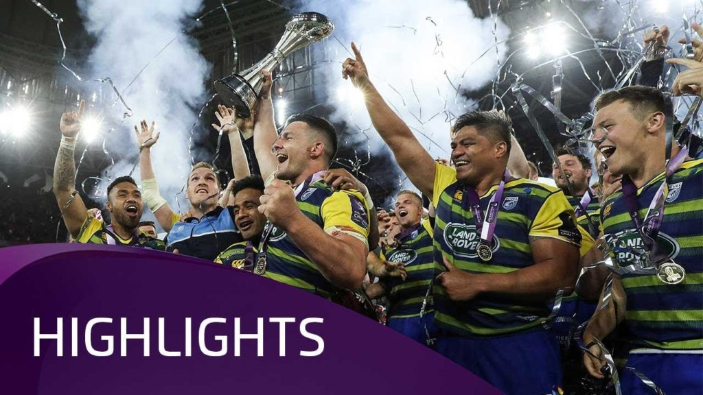 Cardiff Blues v Gloucester Rugby (Final) – Highlights – 11.05.2018