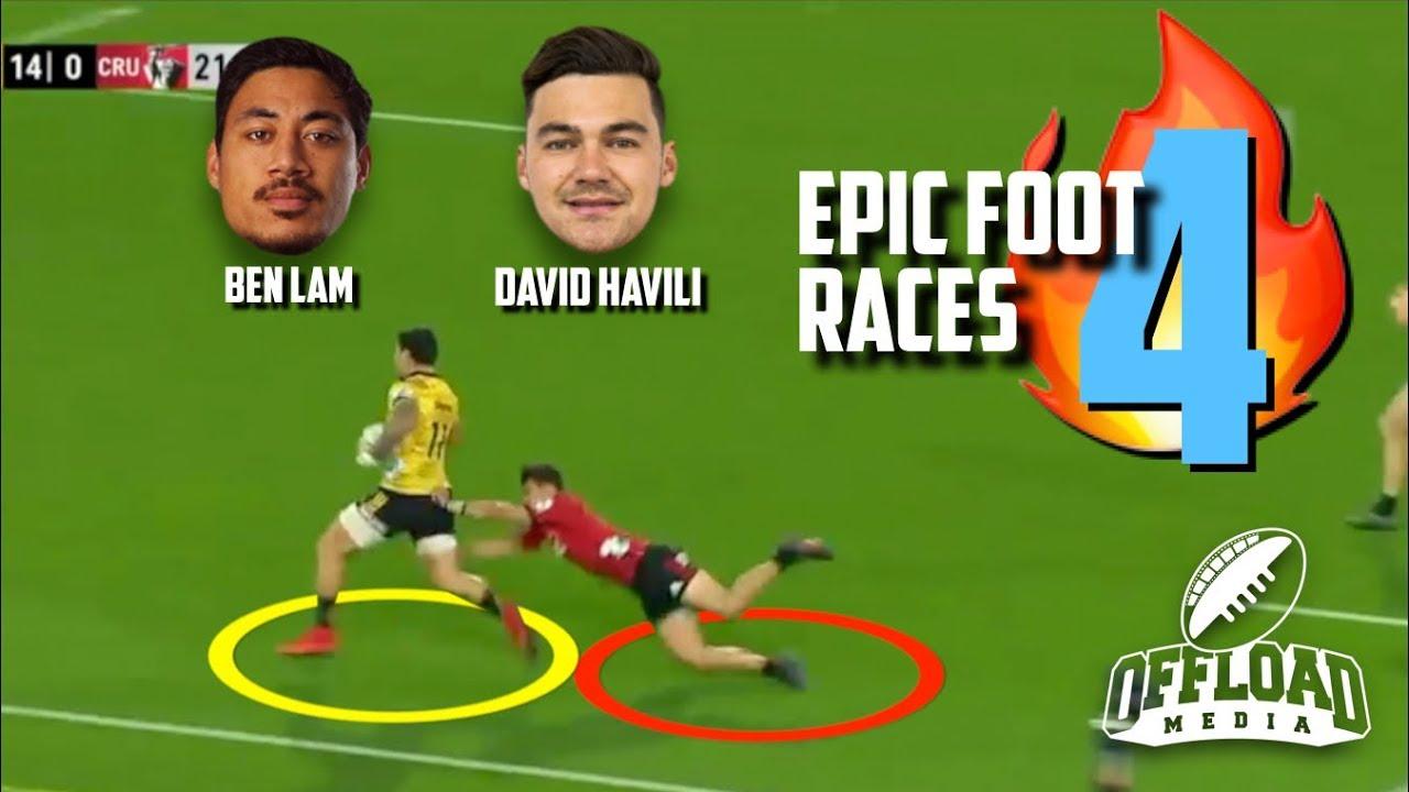 Epic Foot Races ? (Vol 4)