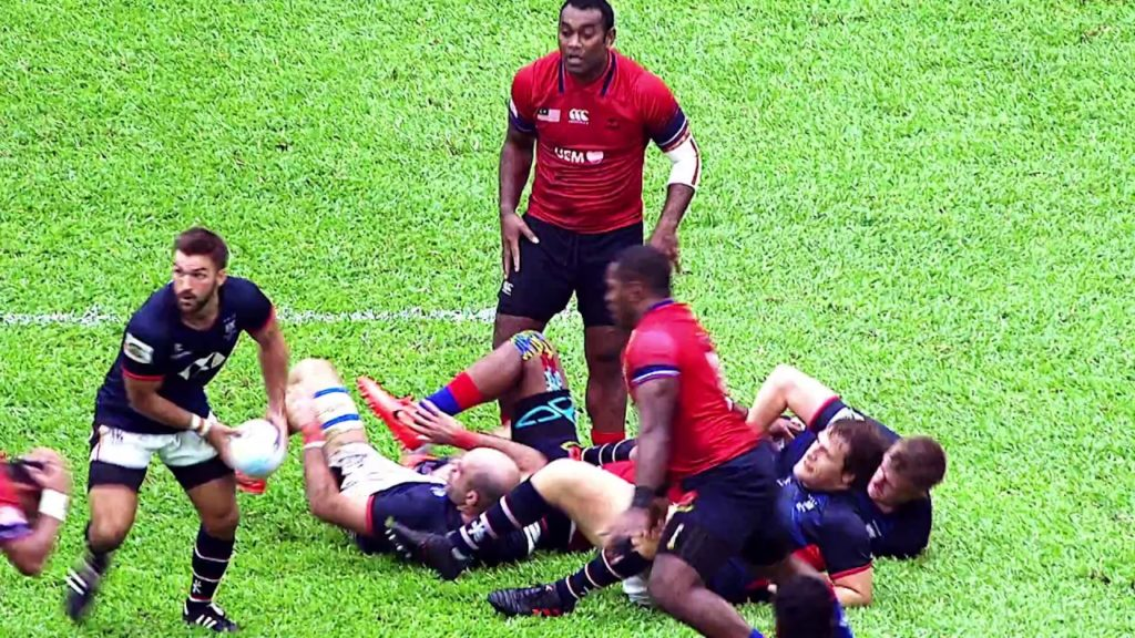 HIGHLIGHTS: Hong Kong's ARC rugby clinic against Malaysia