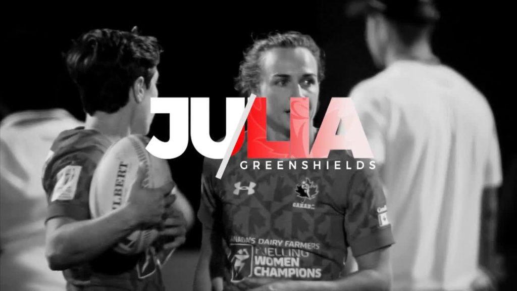 Player to Watch: Julia Greenshields
