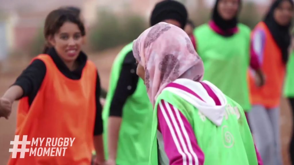 Rugby Libre is bringing rugby values across the globe | #MyRugbyMoment