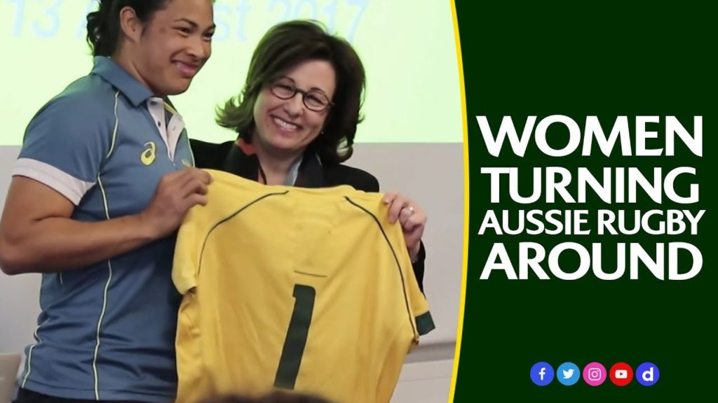 The women paving the future of Australian rugby