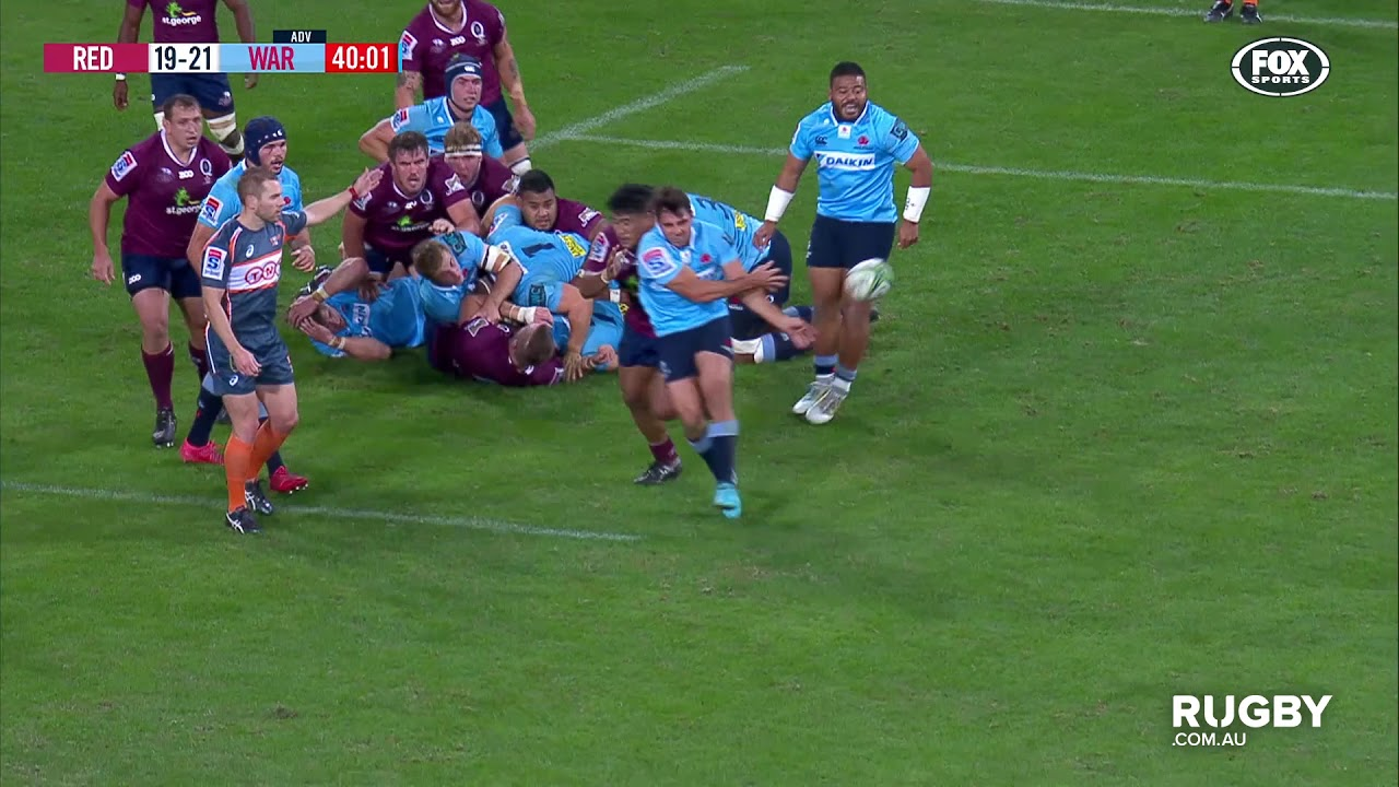 2018 Super Rugby Round 15: Top Tries