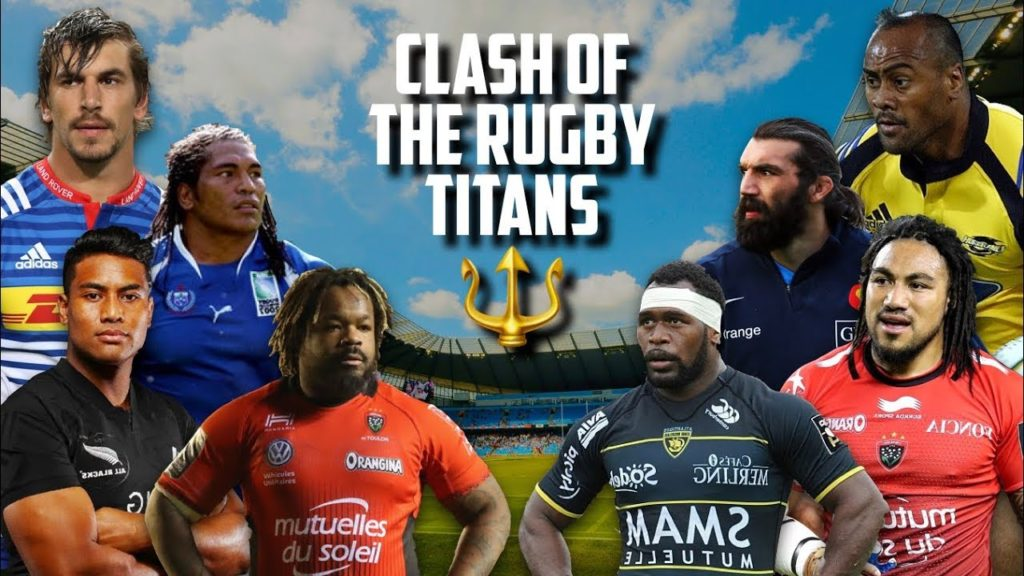 Clash of the Rugby Titans ?