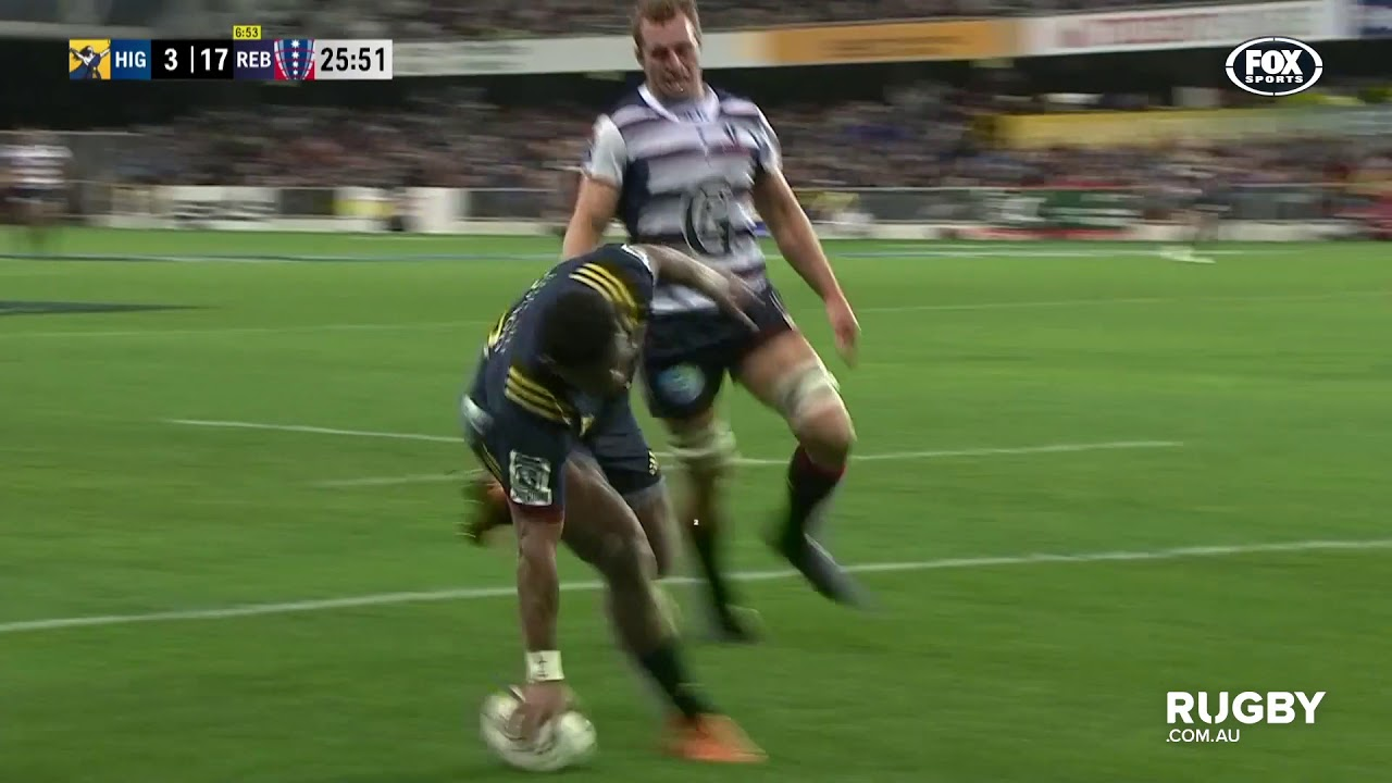 2018 Super Rugby Round 19 - Top Tries
