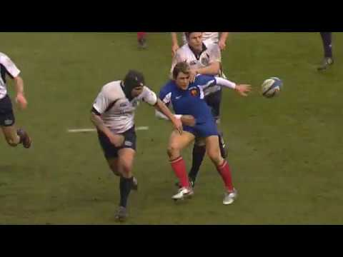 Lamont scores double as Scotland beat France in 2006 | Six Nations
