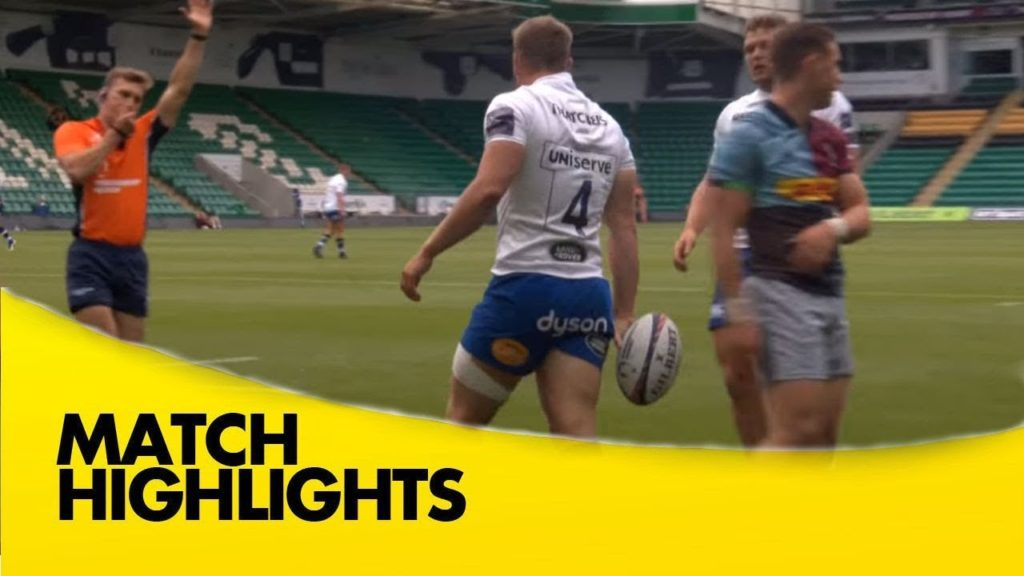 Premiership Rugby 7s Quarter Final – Harlequins v Bath
