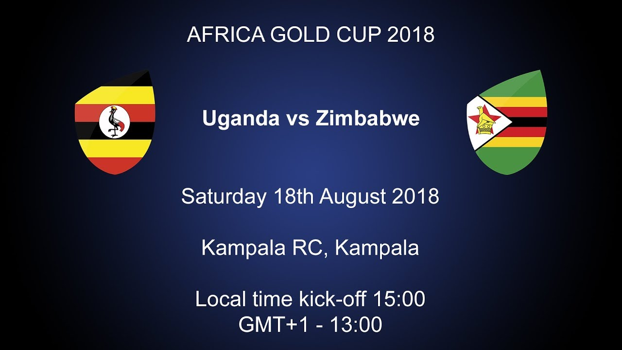 2018 Rugby Africa Gold Cup - Uganda v Zimbabwe