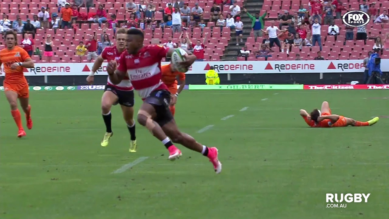 2018 Super Rugby: Top Tries of the Year