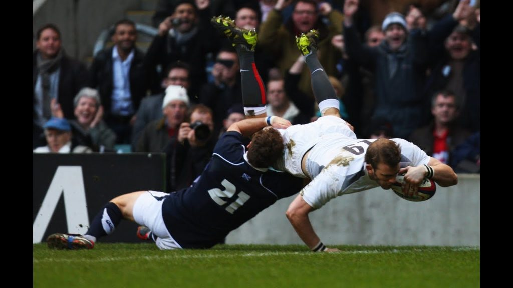 Classic Match: Croft try seals Calcutta Cup in 2011 | Six Nations