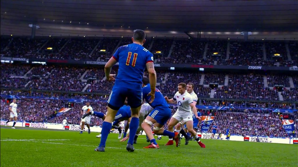 French Flair at it's very best | Six Nations