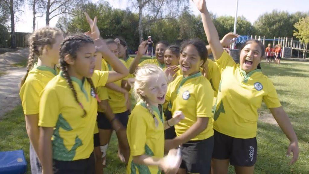 Future Black Ferns honing skills in Hawkes Bay