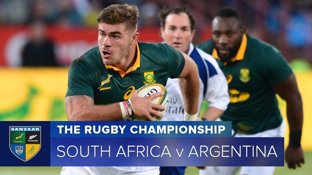 HIGHLIGHTS: 2018 TRC Rd1: South Africa v Argentina