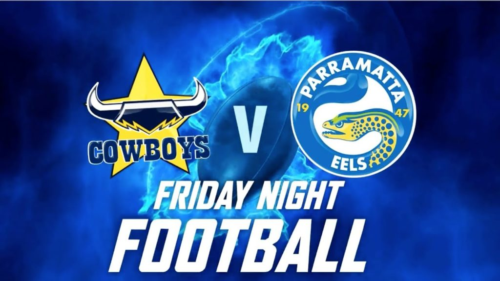 NRL 2018 Round 24 Highlights: Eels Vs Cowboys
