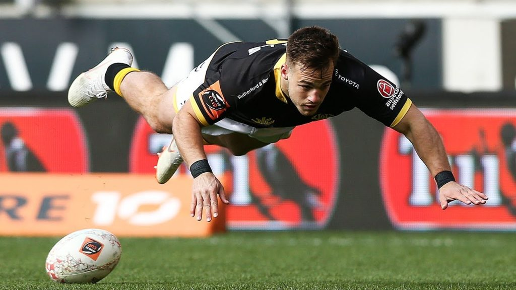 ROUND 1 HIGHLIGHTS: Wellington v Otago – 2018
