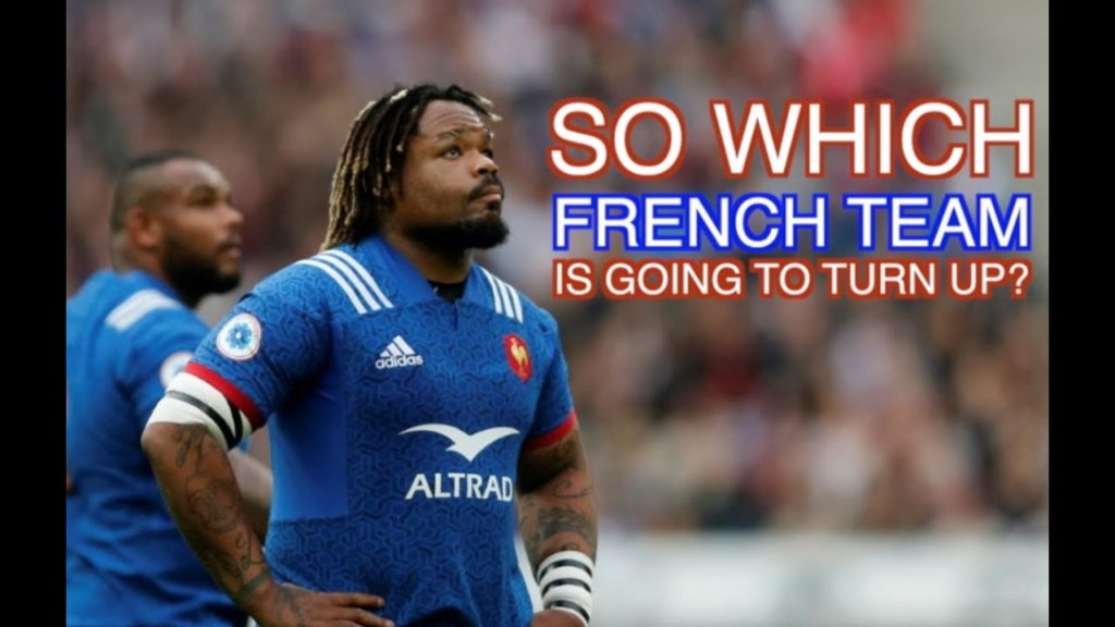 So Which French Team Is Going To Turn Up? | Squidge Rugby