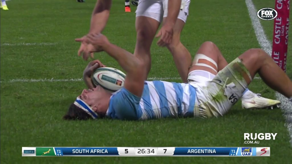 The Rugby Championship Round One: Springboks vs Argentina