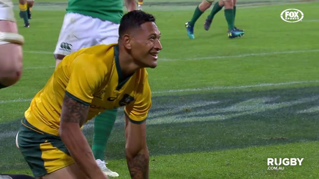 Can the Qantas Wallabies finish their last game on home soil with a flurry? #AUSvARG