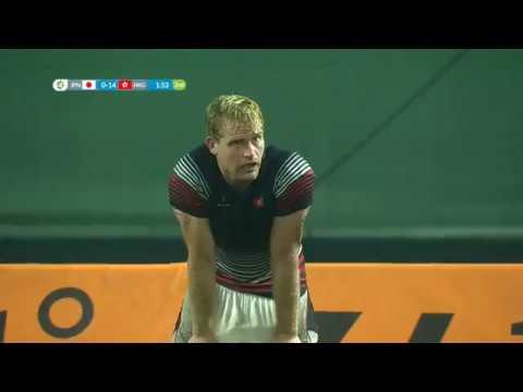 Asian Games 2018 Men's Gold Medal Game Hong Kong V Japan Rugby 7s