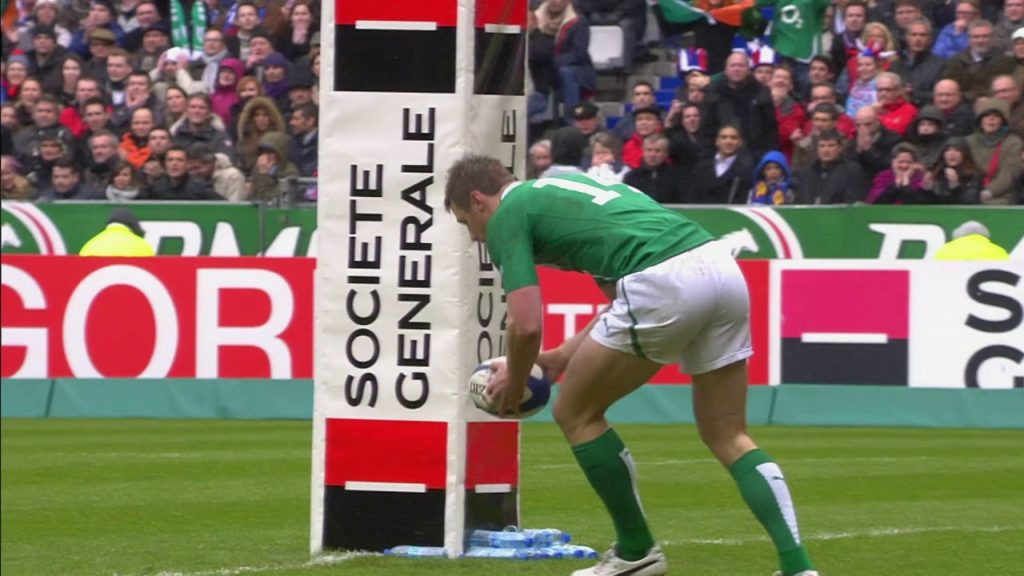 Bowe at the double in Paris | Six Nations