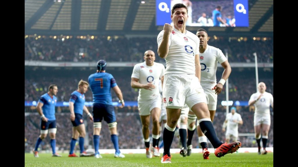 England and France rack up 90 points in 2015!  | Six Nations