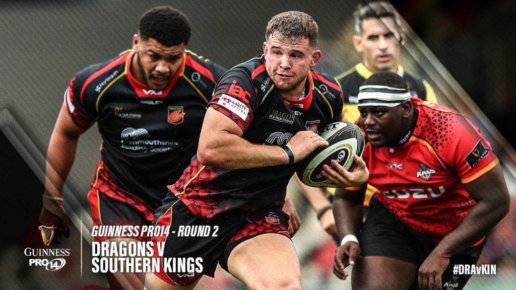 Guinness PRO14 Round 2 Highlights: Dragons v Isuzu Southern Kings
