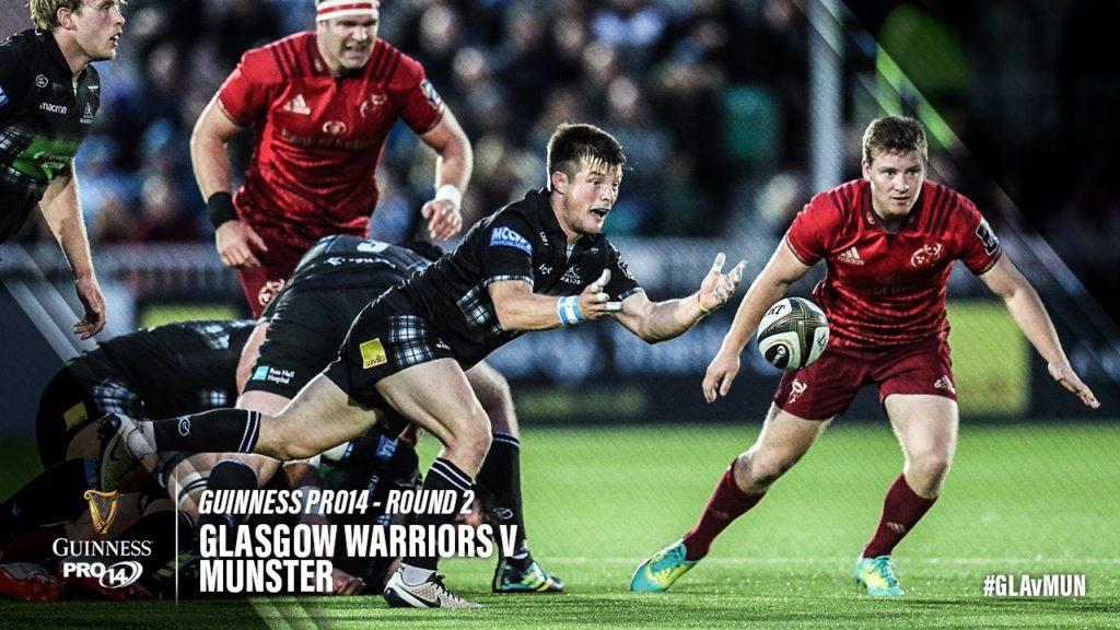 Guinness PRO14 Round 2 Highlights: Glasgow vs Munster