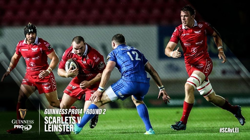 Guinness PRO14 Round 2 Highlights: Scarlets v Leinster Rugby