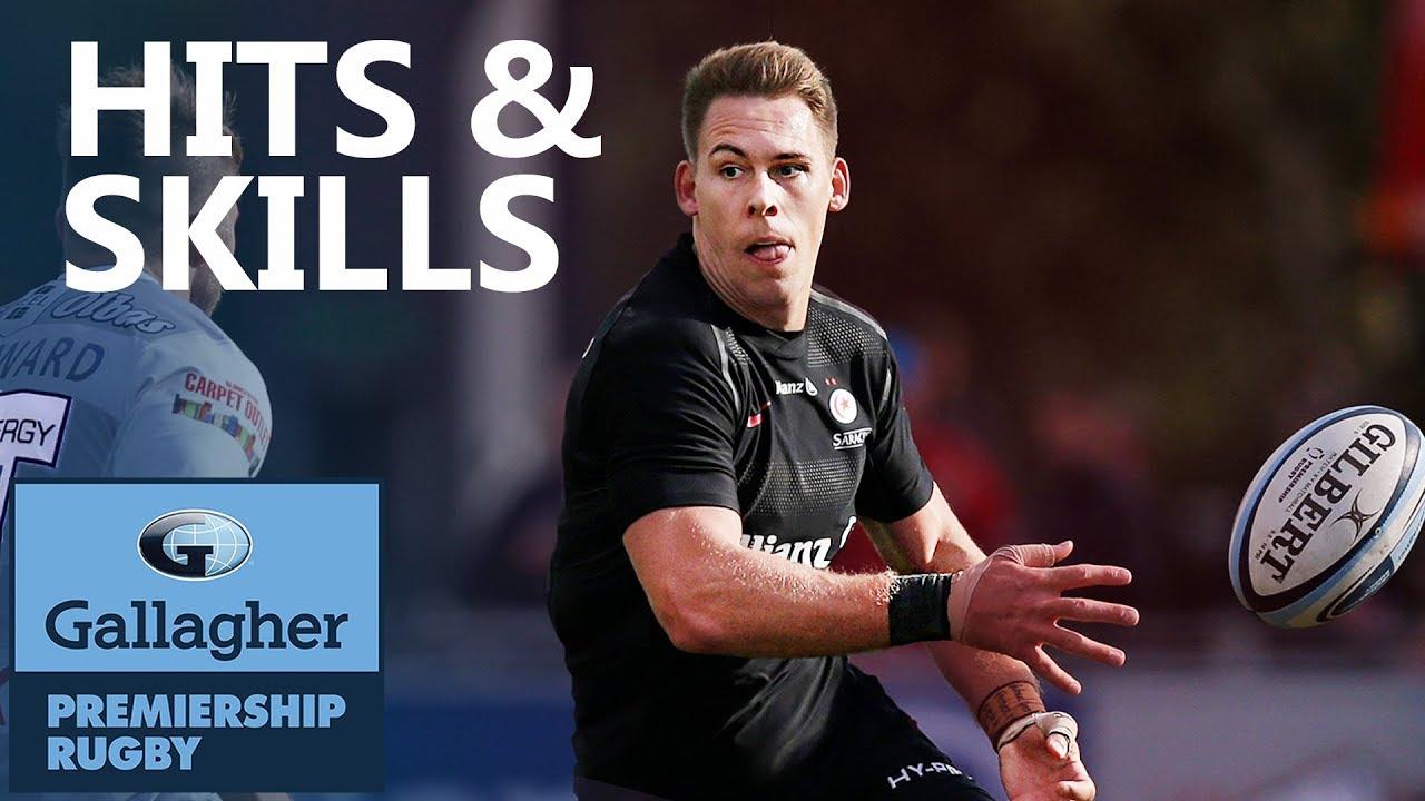 Hits & Skills - Round 4   Gallagher Premiership 2018/19